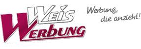 Weis Werbung - Werbeanlagen Beschriftungen Textildruck Werbeartikel Banner und Aufkleber Printprodukte